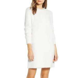 LOU & GREY Lashout Sweater Dress